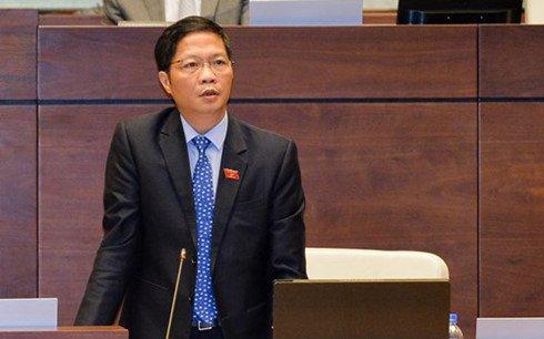 Bộ trưởng Bộ Công Thương Trần Tuấn Anh sẽ là người đầu tiên đăng đàn trả lời chất vấn trước Quốc hội.